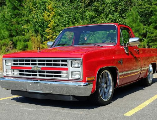 1986 Chevrolet C10 Pickup Truck